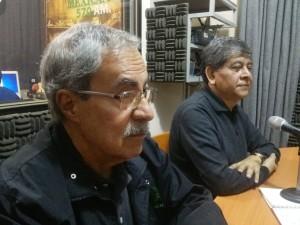 Fernando Castillo y Gerardo Castellanos Todo Oaxaca Radio 24marzo2015