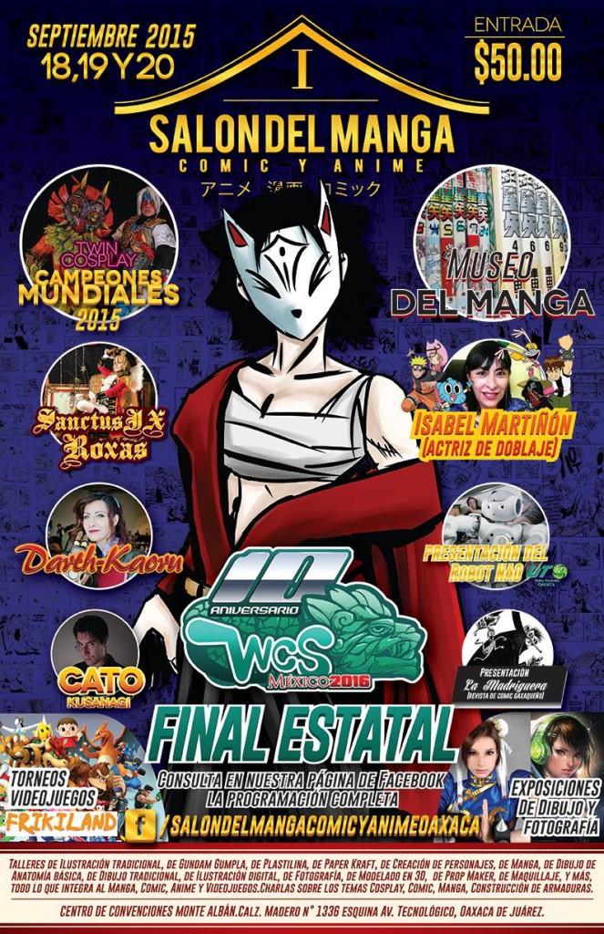 Salon del Manga poster
