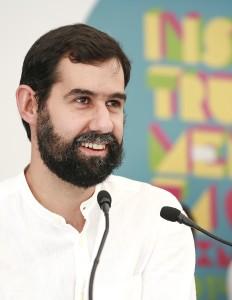 Tomás Barreiro - Director Artístico de Instrumenta Oaxaca