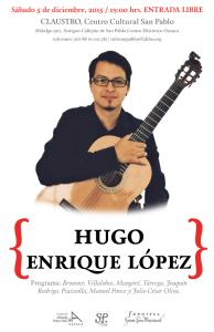 Cartel_Concierto de guitarra
