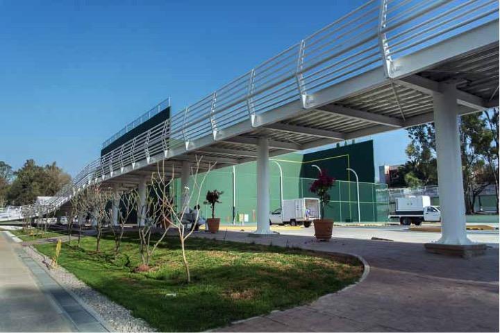 centro de recreación y acondicionamiento