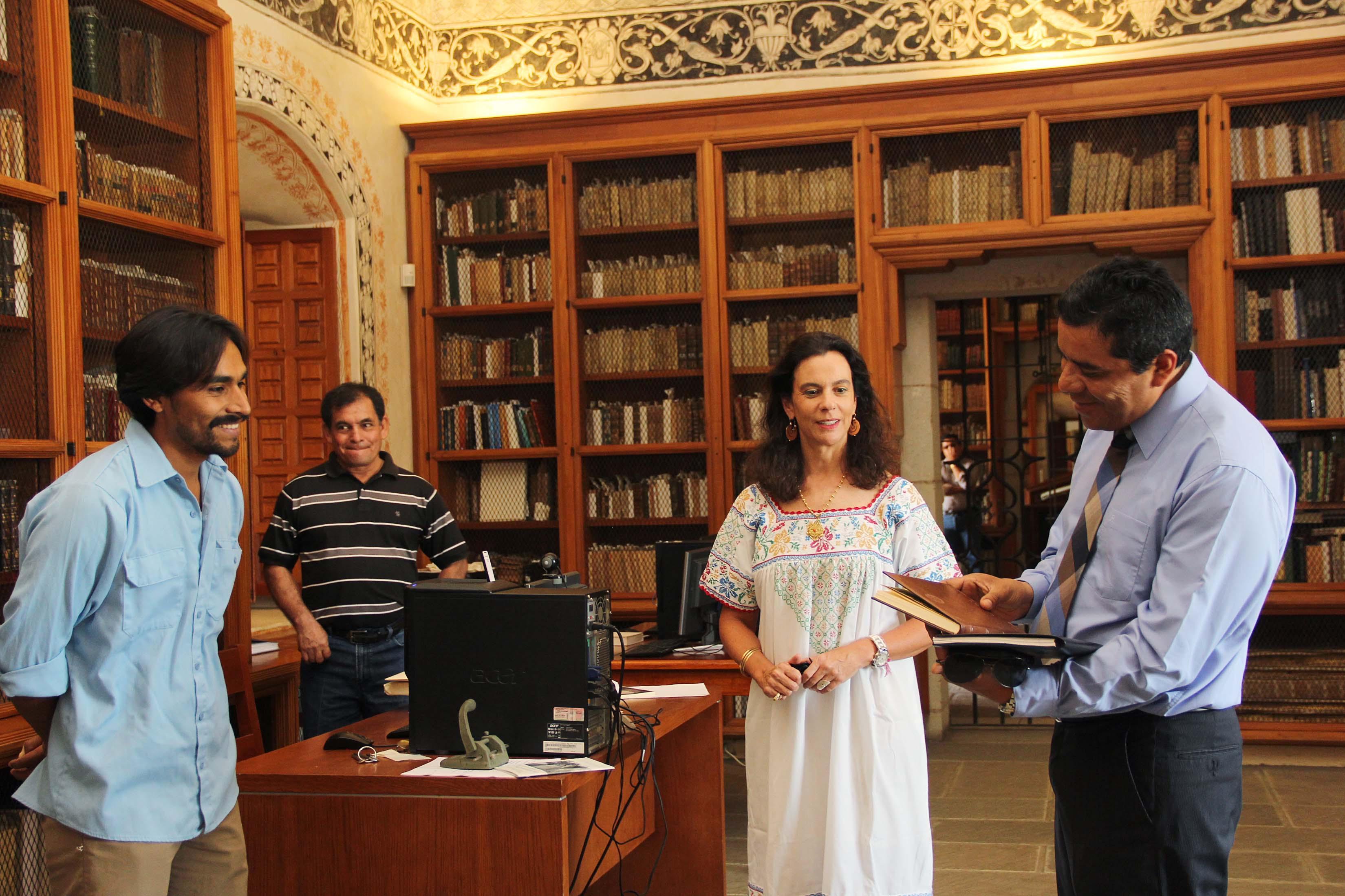 uabjo biblioteca